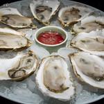 Fresh+Brewster+Oysters