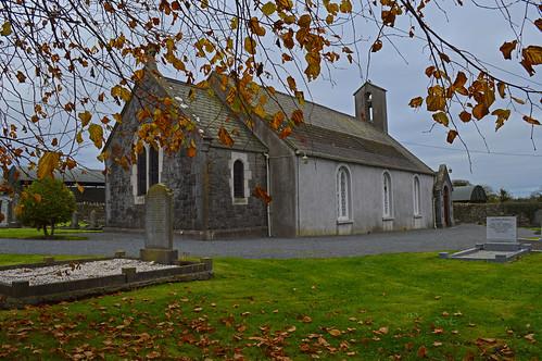 Ballyroan Parish Church, County Laois (c1790)