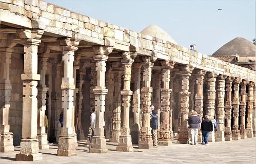 i-delhi-qutab minar-unesco (16)-mosquée