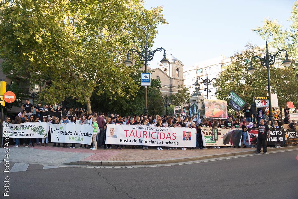 Manifestación Antitaurina_marca de agua_- Pablo Ibáñez