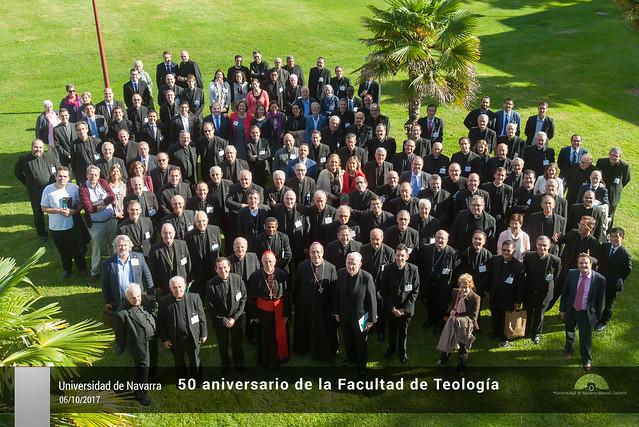 50 aniversario de la Facultad de Teología