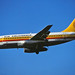 N470AC AIR CALIFORNIA 737-247 at KLAX by GeorgeM757