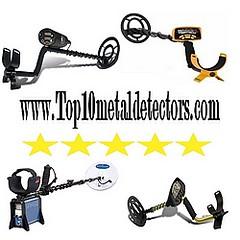 www.top10metaldetectors - logo