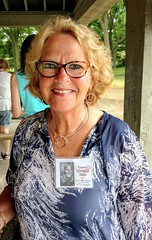 IMG_20170721_173344912 Tammy (Sondrol) Stein 1972 AHS Alum at the class of 1972 45-year reunion Fri afternoon Moore Park picnic July 21 2017 533pm. Tammy lived across the street from Hendricksons 45 years ago