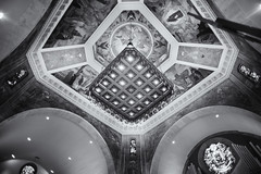 National Shrine of Saint Frances Xavier Cabrini BW