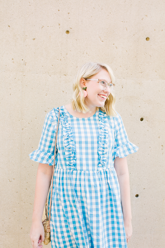 austin fashion blogger writes like a girl asos gingham dress14