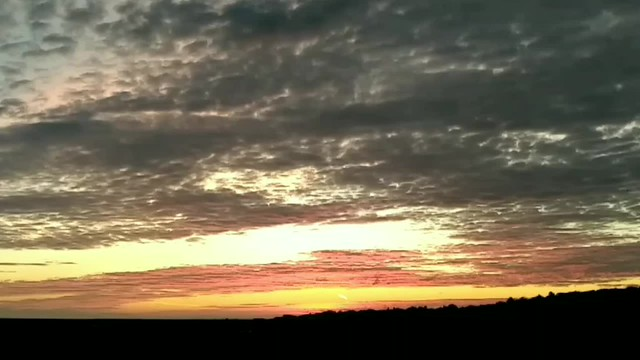 Sunrise timelapse over Blakeney and Cley marsh