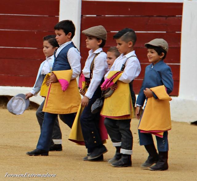 II Tentadero Escuela Taurina de Cáceres