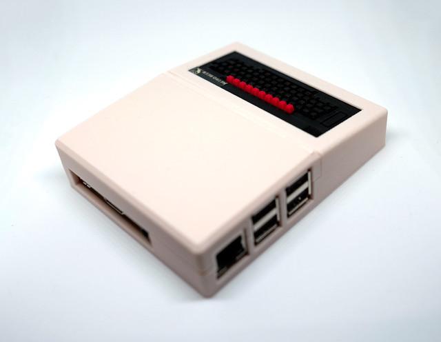 RetropiCases : Une gamme vintage de boîtiers de Raspberry Pi