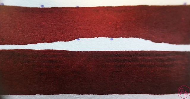 Ink Shot Review @Montblanc_World William Shakespeare Velvet Red @couronneducomte 6