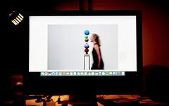 monitor / art