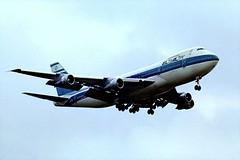 4X-AXA   Boeing 747-258B [20135] (El Al Israel Airlines) Heathrow~G 01/07/1976