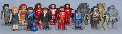 MiniMates - Iron Man 2