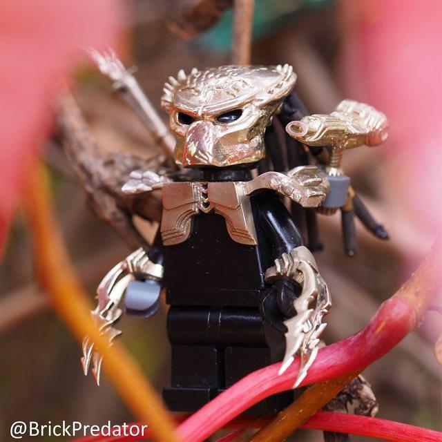 """Predator Lego Custom """"Wolf"""""""