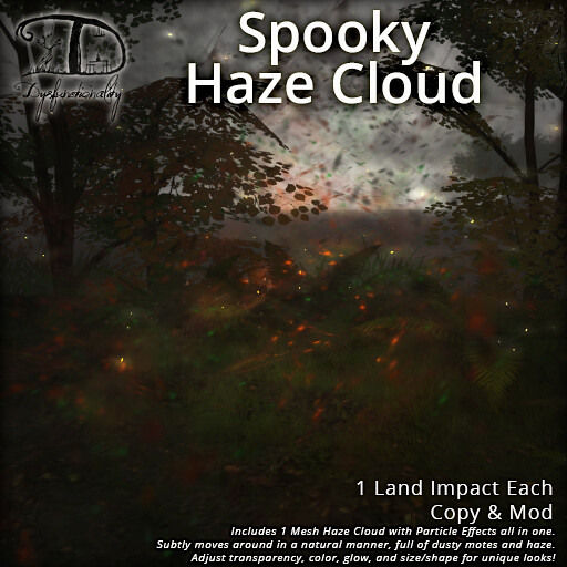 Spooky Haze Cloud