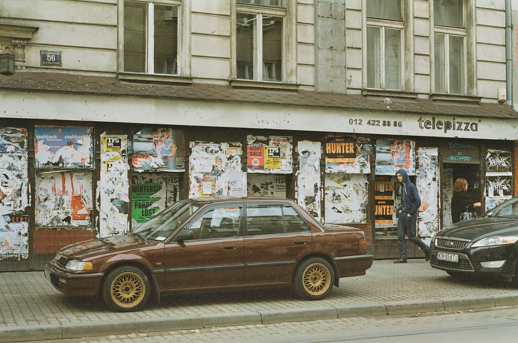 posters - Kraków