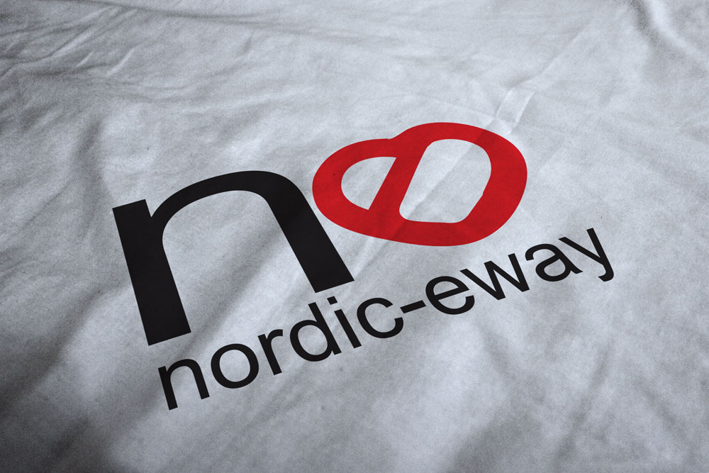 Nordic E-way logo