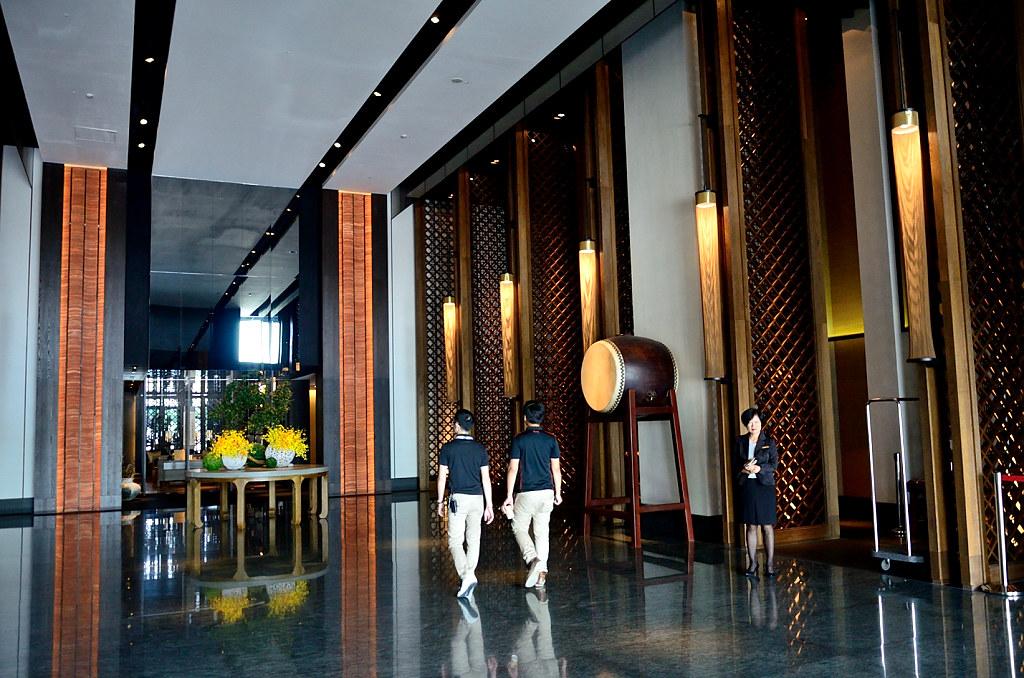 台南晶英酒店 ROBIN'S GRILL TEPPAN 牛排館鐵板燒
