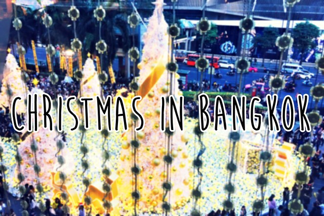 Christmas in Bangkok