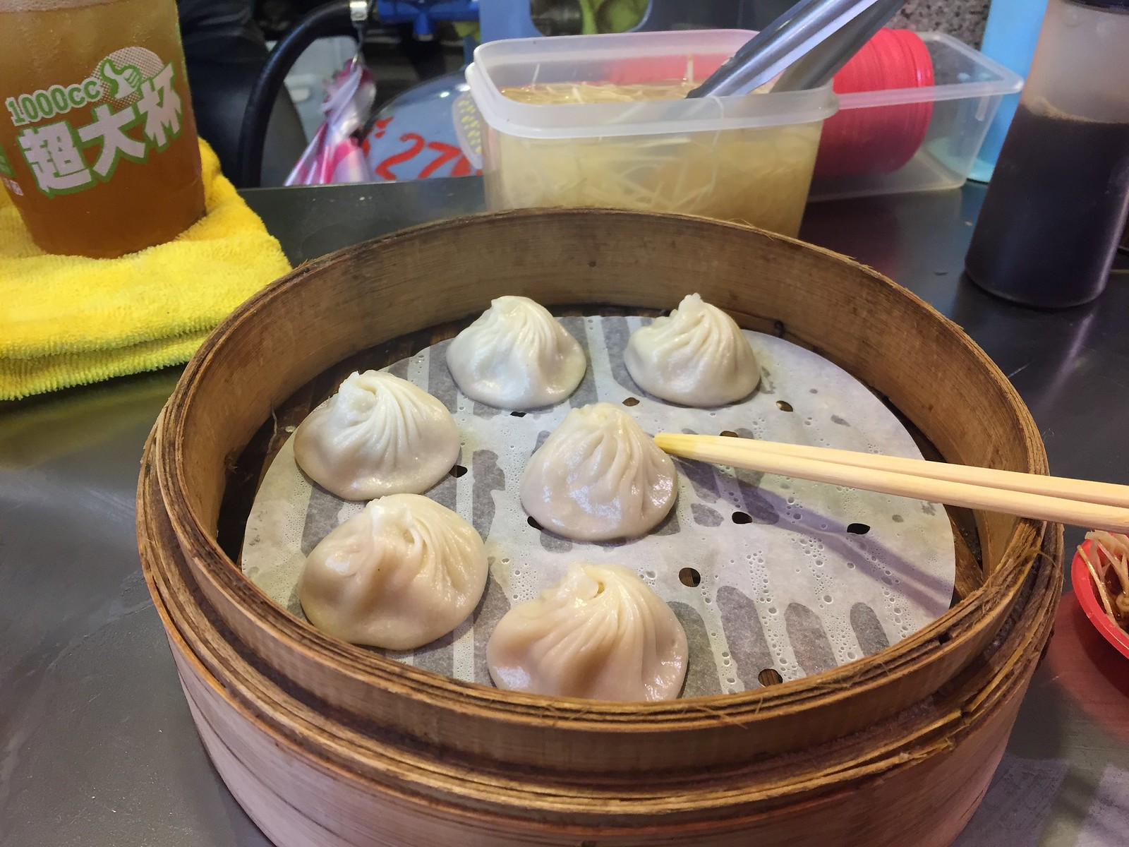 Xiao Long Bao are the best!