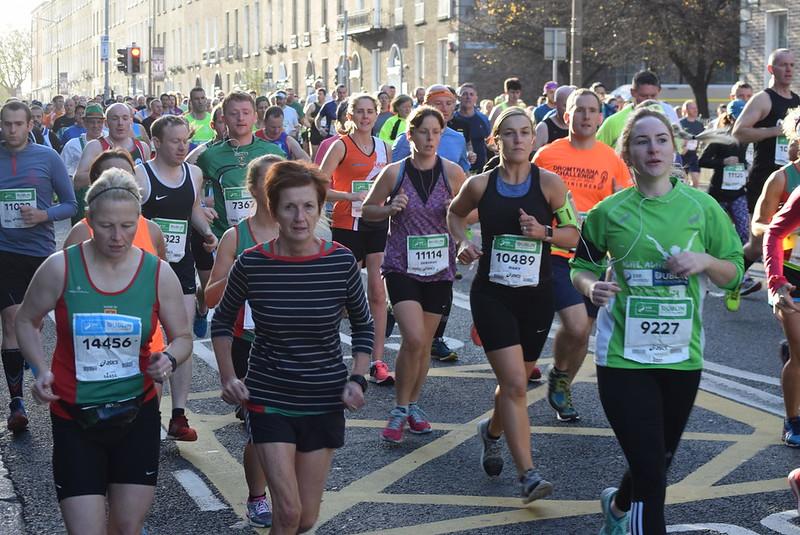 Dublin City Marathon 2017