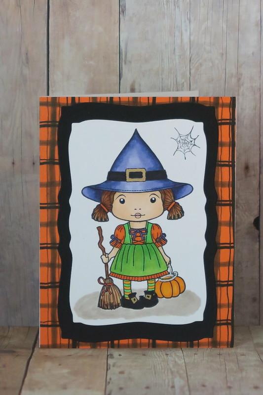 Marci Halloween