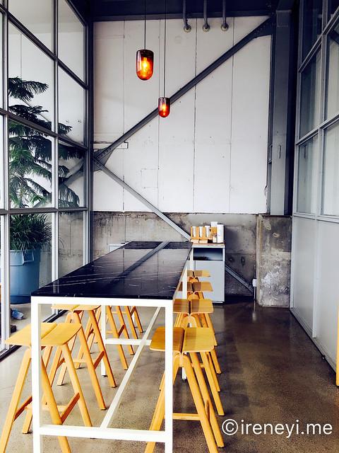 東京咖啡店 Blue Bottle Coffee藍瓶咖啡