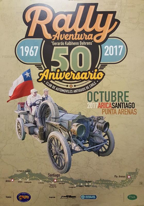 Rally Aniversario / Aventura 2017