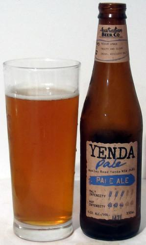 Yenda Pale Ale