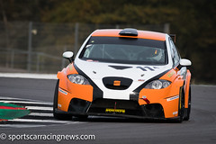 Team Gemini Seat Leon Supercopa Birkett Relay 750 Motor Club 2017 Silverstone Sportscar Racing News