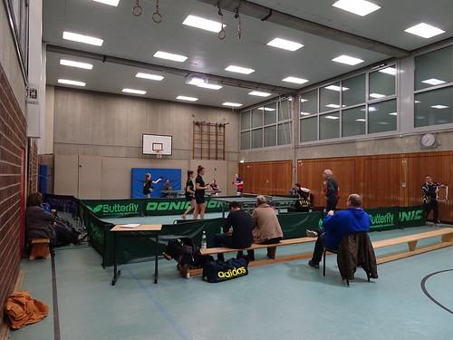 ESV Blau-Rot Bonn 8:5 TTC Unterbruch