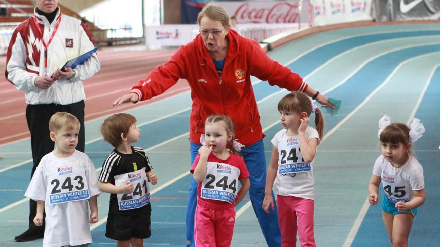 Краевой фестиваль по легкой атлетике для детей – инвалидов и их сверстников, не имеющих инвалидности