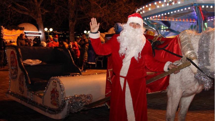 На Кубани пройдет смотр-конкурс «Дед Мороз – 2018»