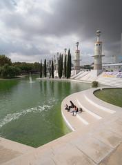 Parque de la España Industrial, Barcelona