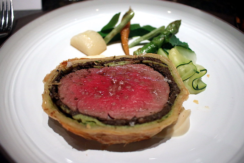 Traditional Beef Wellington