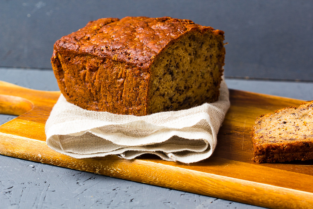 Bananenbrot via lunchforone