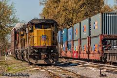 UP 9295 | GE C40-8 | UP Memphis Subdivision