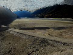 Walking Dry Chilhowee Lake 11-10-2008
