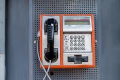 Old payphone (Kartentelefon)