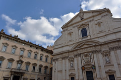 Chiesa del Santissimo Nome di Gesù all'Argentina, Rome, Italy  -  (Selected by GETTY IMAGES)