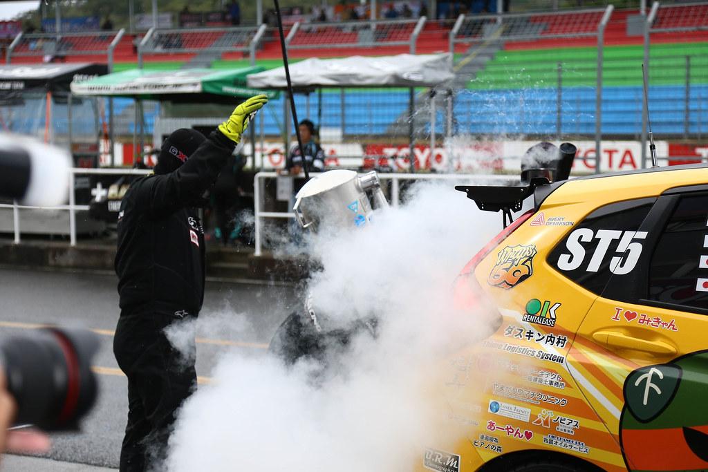 スーパー耐久シリーズ2017 第6戦 スーパー耐久レースin岡山