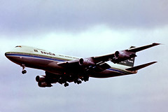OD-AGH   Boeing 747-2B4B [21097] (Saudia Arabian Airlines) Heathrow~G 14/05/1979