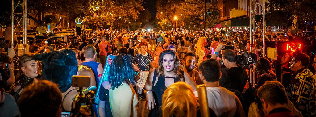 2017.10.24 Dupont Circle High Heel Race, Washington, DC USA 0130