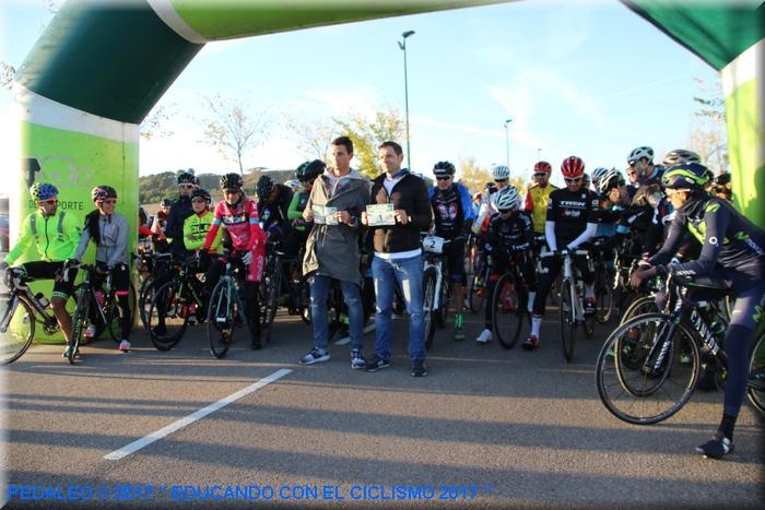 Ciclismo es Vida 2017 (Marcha carretera y BTT))