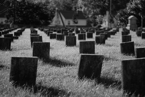 cemetery tombstones headstones blackwhite bw bn landscape pentax km pentaxaf250mmlens monochrome confederate fredericksburg virginia veterans cementerio friedhof cimetière cimiteri cemitério cemeteries cementerios friedhoefe cimetières cimiteris cemitérios