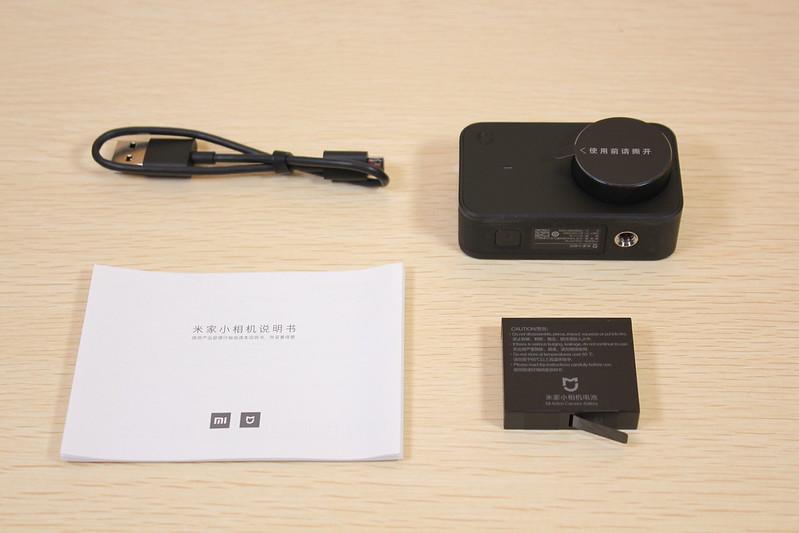 Xiaomi Mijia Camera Mini 開封レビュー (7)
