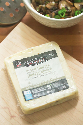 Package of Bothwell Black Truffle Monterey Jack
