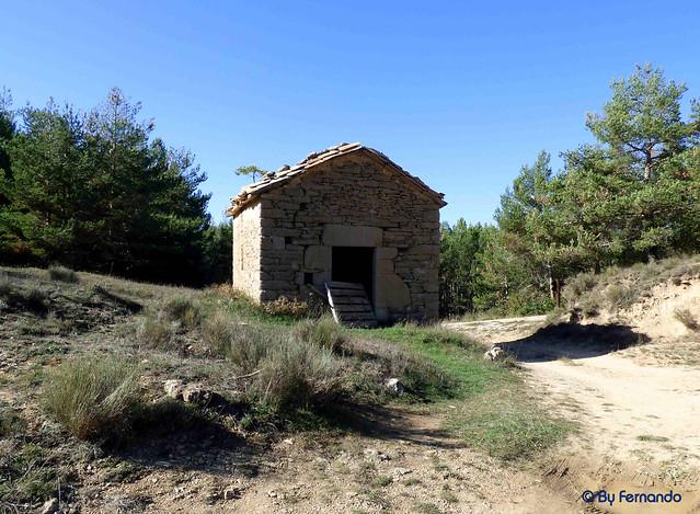 Solsonès 2017 - Exc 05 - Pla de Busa -04- Coll d'Arques -03- Ermita de Sant Jaume