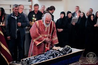 Литургия в Хутынском монастыре 390