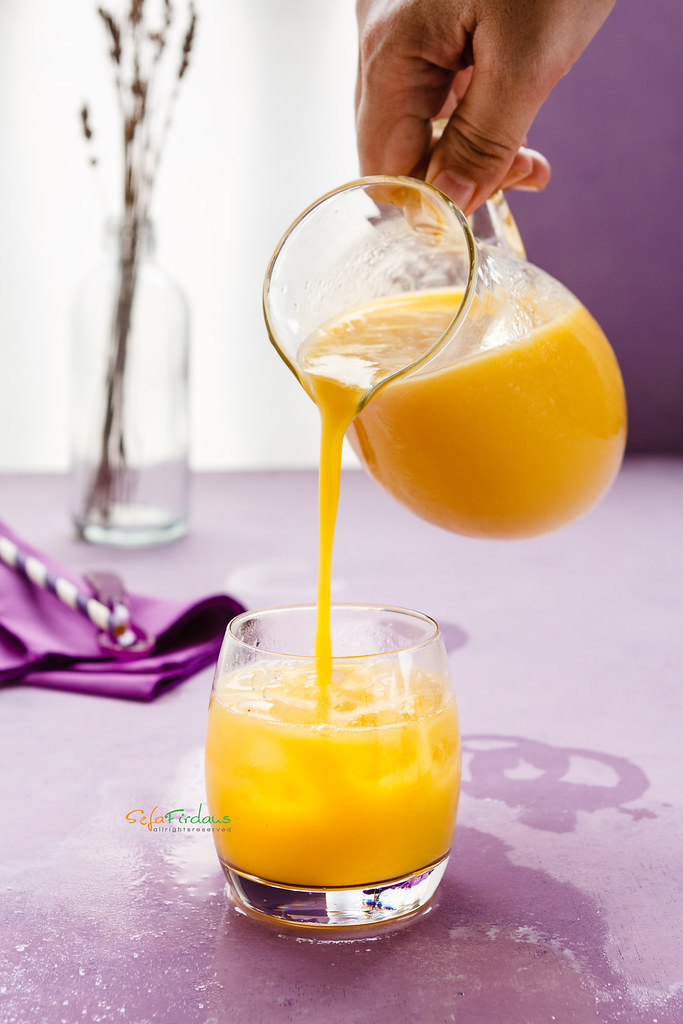 Mango-Yakult